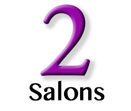 3 Salons